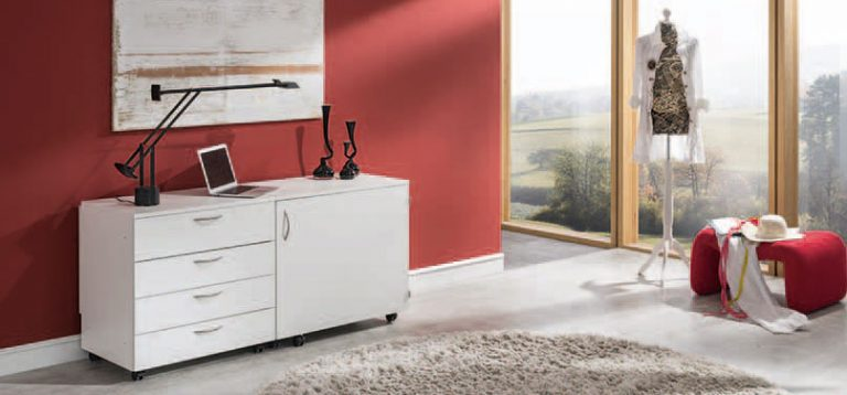 RMF Sewing Furniture-Extend_combination_oslo_closed