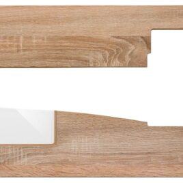 Wooden Insert with Plexiglass