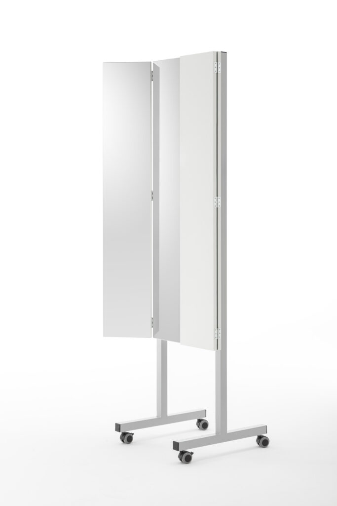 foldaway sewing cabinet-RMF Mirror ROLL